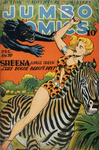 Cover Thumbnail for Jumbo Comics (Fiction House, 1938 series) #70