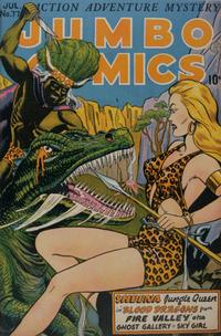 Cover Thumbnail for Jumbo Comics (Fiction House, 1938 series) #77