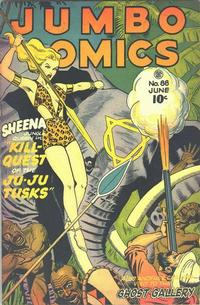 Cover Thumbnail for Jumbo Comics (Fiction House, 1938 series) #88