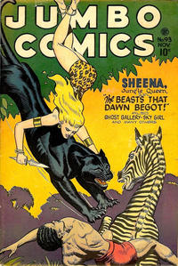 Cover Thumbnail for Jumbo Comics (Fiction House, 1938 series) #93