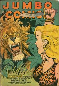 Cover Thumbnail for Jumbo Comics (Fiction House, 1938 series) #100