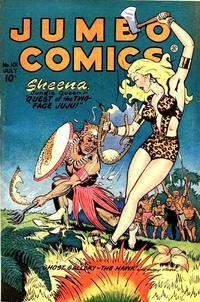 Cover Thumbnail for Jumbo Comics (Fiction House, 1938 series) #101