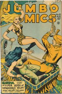 Cover Thumbnail for Jumbo Comics (Fiction House, 1938 series) #102