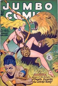Cover Thumbnail for Jumbo Comics (Fiction House, 1938 series) #110