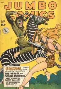 Cover Thumbnail for Jumbo Comics (Fiction House, 1938 series) #116