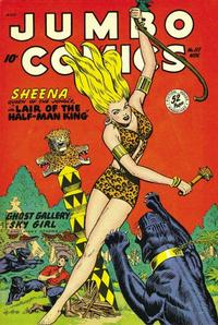 Cover Thumbnail for Jumbo Comics (Fiction House, 1938 series) #117
