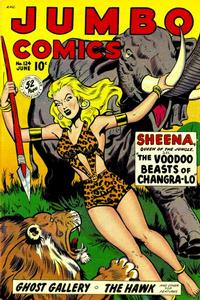 Cover Thumbnail for Jumbo Comics (Fiction House, 1938 series) #124