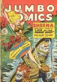 Cover Thumbnail for Jumbo Comics (Fiction House, 1938 series) #126