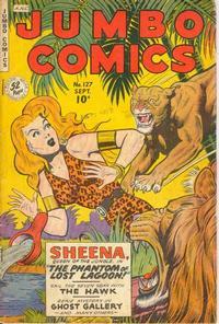 Cover Thumbnail for Jumbo Comics (Fiction House, 1938 series) #127