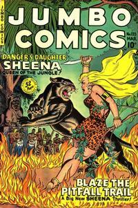 Cover Thumbnail for Jumbo Comics (Fiction House, 1938 series) #133