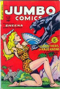 Cover Thumbnail for Jumbo Comics (Fiction House, 1938 series) #138