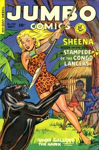 Cover Thumbnail for Jumbo Comics (Fiction House, 1938 series) #139