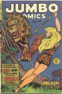 Cover Thumbnail for Jumbo Comics (Fiction House, 1938 series) #141