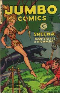 Cover Thumbnail for Jumbo Comics (Fiction House, 1938 series) #142