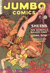 Cover Thumbnail for Jumbo Comics (Fiction House, 1938 series) #144