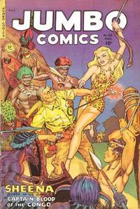 Cover Thumbnail for Jumbo Comics (Fiction House, 1938 series) #150