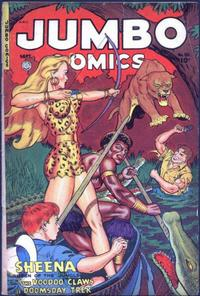 Cover Thumbnail for Jumbo Comics (Fiction House, 1938 series) #151