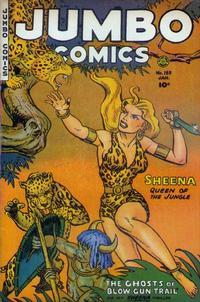 Cover Thumbnail for Jumbo Comics (Fiction House, 1938 series) #155