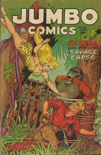 Cover Thumbnail for Jumbo Comics (Fiction House, 1938 series) #160
