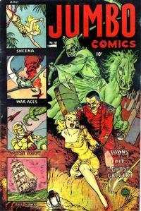 Cover Thumbnail for Jumbo Comics (Fiction House, 1938 series) #161