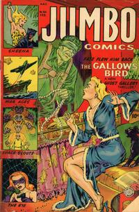 Cover Thumbnail for Jumbo Comics (Fiction House, 1938 series) #166