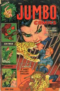 Cover Thumbnail for Jumbo Comics (Fiction House, 1938 series) #167