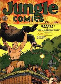 Cover Thumbnail for Jungle Comics (Fiction House, 1940 series) #10
