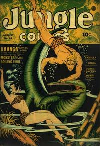 Cover Thumbnail for Jungle Comics (Fiction House, 1940 series) #44
