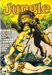 Cover Thumbnail for Jungle Comics (Fiction House, 1940 series) #51