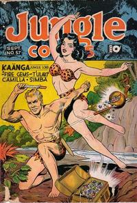 Cover Thumbnail for Jungle Comics (Fiction House, 1940 series) #57