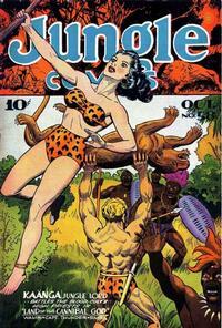 Cover Thumbnail for Jungle Comics (Fiction House, 1940 series) #58