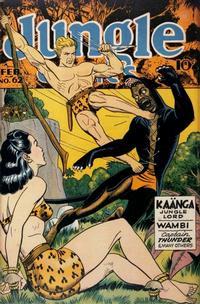 Cover Thumbnail for Jungle Comics (Fiction House, 1940 series) #62