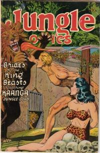 Cover Thumbnail for Jungle Comics (Fiction House, 1940 series) #70