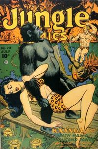 Cover Thumbnail for Jungle Comics (Fiction House, 1940 series) #79