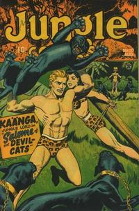 Cover Thumbnail for Jungle Comics (Fiction House, 1940 series) #80
