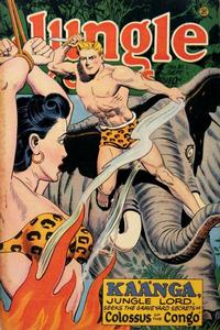 Cover Thumbnail for Jungle Comics (Fiction House, 1940 series) #81