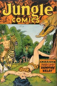 Cover Thumbnail for Jungle Comics (Fiction House, 1940 series) #83