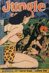 Cover Thumbnail for Jungle Comics (Fiction House, 1940 series) #87