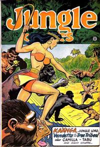 Cover Thumbnail for Jungle Comics (Fiction House, 1940 series) #92