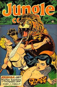 Cover Thumbnail for Jungle Comics (Fiction House, 1940 series) #96