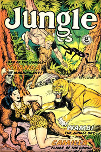 Cover Thumbnail for Jungle Comics (Fiction House, 1940 series) #106