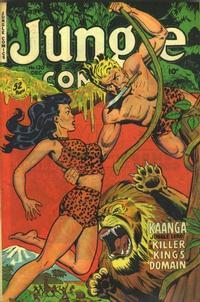 Cover Thumbnail for Jungle Comics (Fiction House, 1940 series) #120