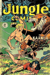 Cover Thumbnail for Jungle Comics (Fiction House, 1940 series) #124