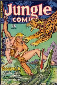 Cover Thumbnail for Jungle Comics (Fiction House, 1940 series) #139