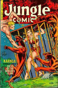 Cover Thumbnail for Jungle Comics (Fiction House, 1940 series) #144