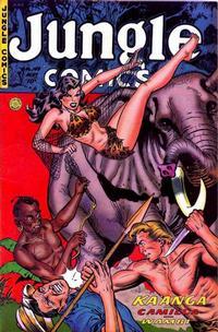 Cover Thumbnail for Jungle Comics (Fiction House, 1940 series) #149