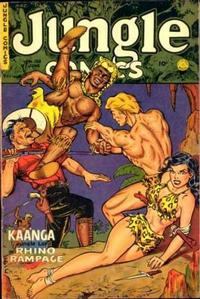Cover Thumbnail for Jungle Comics (Fiction House, 1940 series) #150
