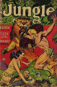 Cover Thumbnail for Jungle Comics (Fiction House, 1940 series) #156