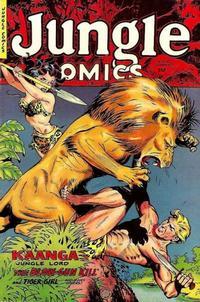 Cover Thumbnail for Jungle Comics (Fiction House, 1940 series) #159