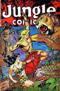 Cover Thumbnail for Jungle Comics (Fiction House, 1940 series) #161